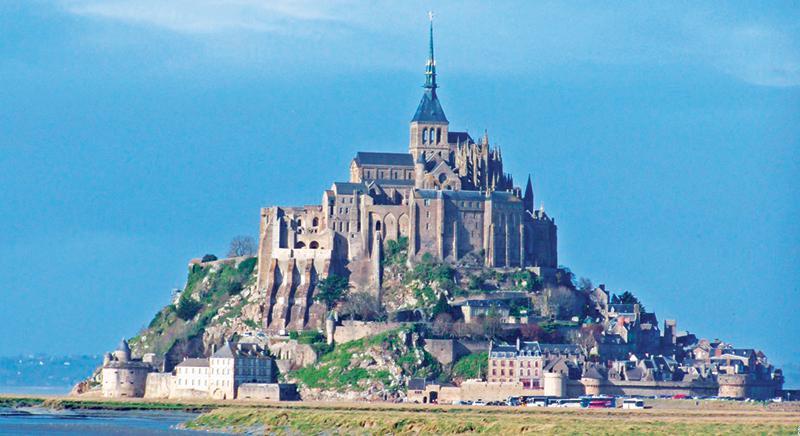 Hotel Au Mont Saint Michel