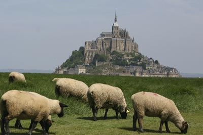 Mont Saint Michel is 45 minutes from Saint Malo a magical place filled with history